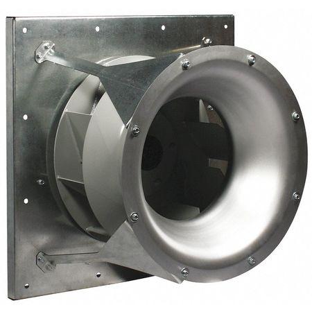 D/D Plug Fan, 18-1/4 In, 208-230/460 V