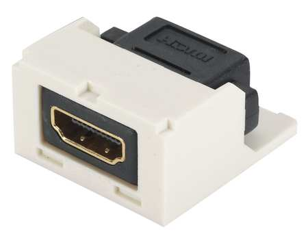 HDMI Coupler Module, Mini-Com, White