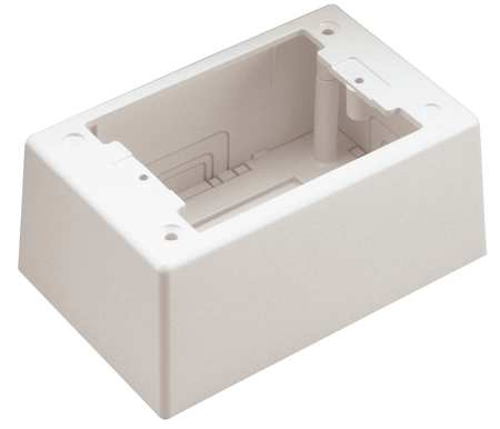 Deep Junction Box, PVC, Boxes