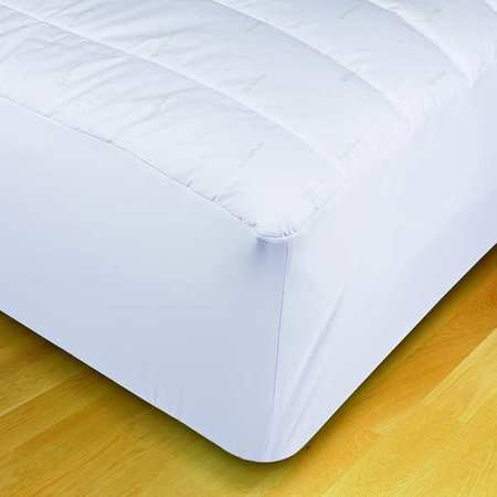 Mattress Pad, King, 78x80 In., Pk2