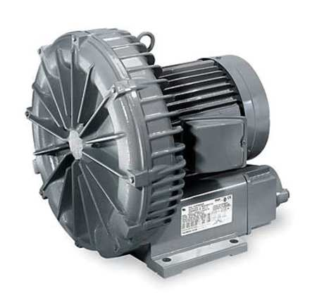 Regenerative Blower, 10.00 HP, 388 CFM