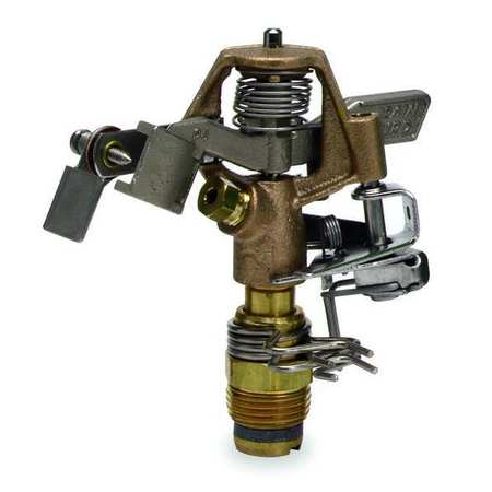Impact Sprinkler Head, 20 to 50 psi