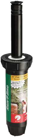 Spray Head for Shrubs, 6 In. H, Plastic