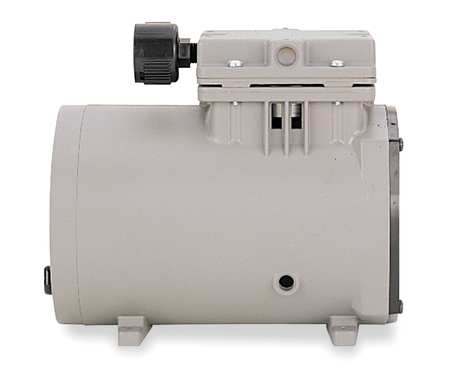 Piston Air Compressor/Vacuum Pump, 1/8HP