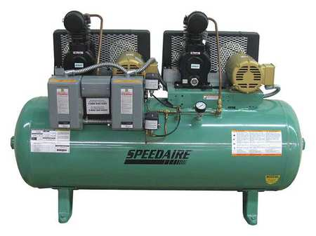 Electric Air Compressor, 3/4 HP