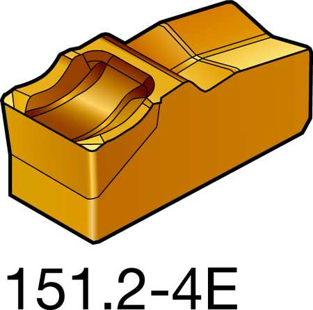 Carbide Parting Insert, N151.2-400-4E 235