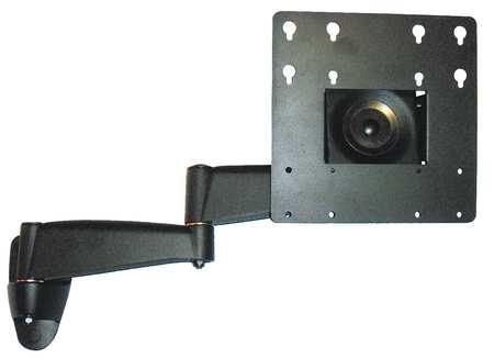 Flat Panel Tilt TV Wall Mount Bracket,  55 lb. Capacity