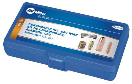 M 25 MIG Gun Consumable Kit,  .030 wire