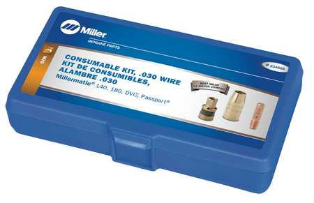M 100/150 MIG Consumable Kit, 0.30
