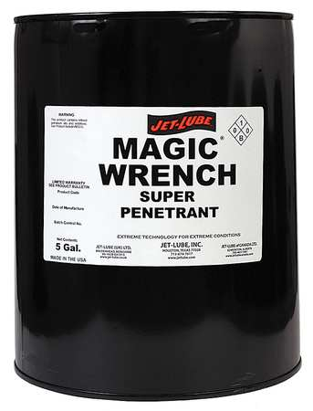 Super Penetrant, Synthetic, 5 Gal, NSF H-1
