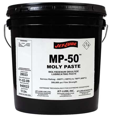 Moly Paste, 1 Gal Pail