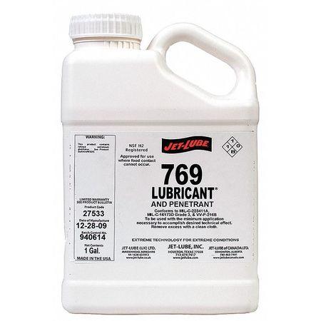 Lubricant/Penetrant, 1 Gal Jug, NSF H-2