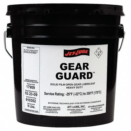 Open Gear Lubricant, 1 gal, Bucket