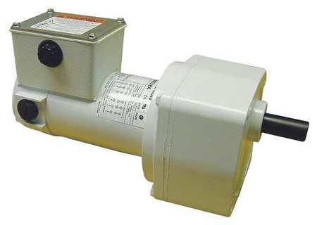 DC Gearmotor, 500 rpm, 90V, TENV