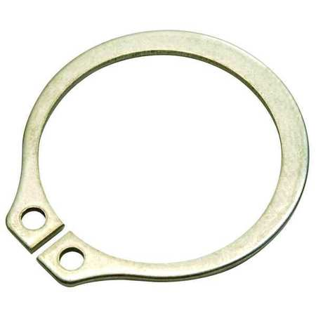 Retain Ring, Ext, Shaft Dia 4mm, PK10