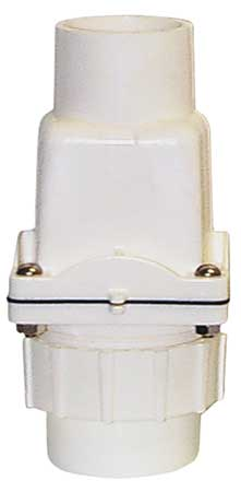 "2"" Socket PVC Union Check Valve"