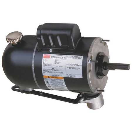 Osc Motor, 1/2 HP, 1075, 115 V, 48YZ, TEAO