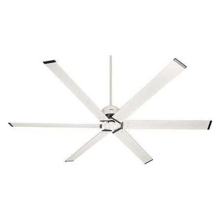 Hunter industrial ceiling fan 96 fresh white 59132 zoro industrial ceiling fan 96 fresh white aloadofball Gallery