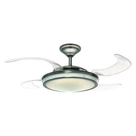 Hunter Fanaway Ceiling Fan 48 Brushed Chrome 59085