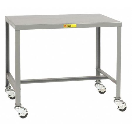 Machine Table Steel Mobile 24 X 36