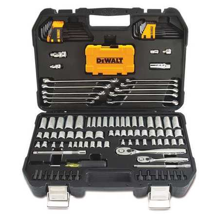 Mechanics Tool Kit,w/Case,142 pcs. Tools Equipment Plus Gifts