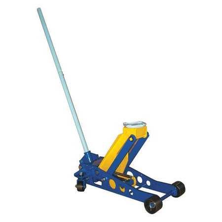 pro-lift floor jack, high-lift, 2-1/2 tons f-2533 | zoro