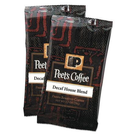 51EH65 Coffee Packs, House Blend, Decaf, PK18