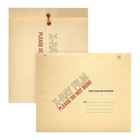 51EN27 Film Mailer, String/Button Closure, PK100