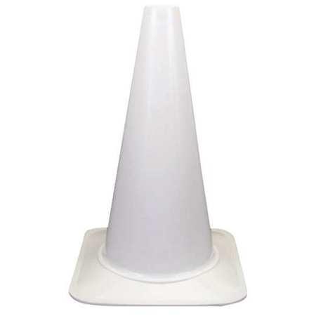 """Traffic Control Cone, 18"""", White"""