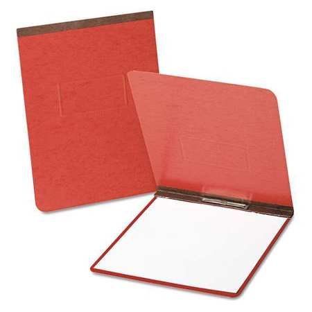 oxford coated report cover letter red 71134