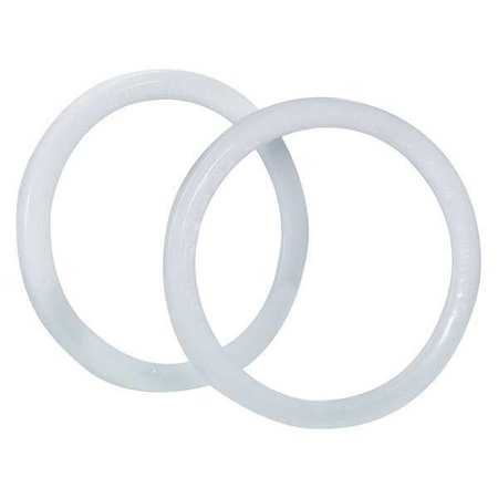 Partners Brand Locking Ring For Gallon Paint Can White Pk100