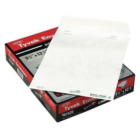 51UF13 Tyvek Mailer, Side Seam, 9.5x12.5, PK100