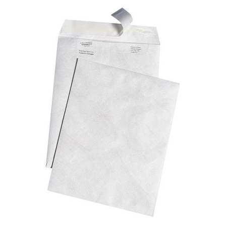 51UF23 Tyvek Mailer, 10x13, White, PK100