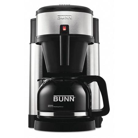 Bunn Coffee Maker Nhbx B Parts : Bunn Coffee Brewer, 10Cup NHBX-B Zoro.com