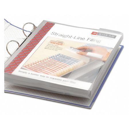 smead folder envelope 8 1 2 x 11 3 hole pk3 89500 zoro com