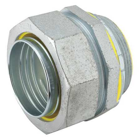 Insulated Connector, 1-1/2 In., Straight