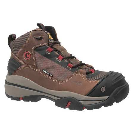 Carolina Shoe Hiking Boots, Size 14, D W, Tan, PR CA4551 | Zoro.com