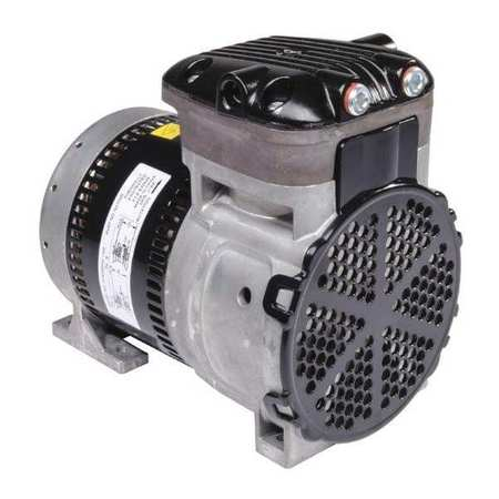 "52DD90 Rocking Piston Vacuum Pump, 7-5/16""W"