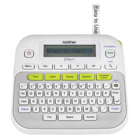 Labels and Label Makers
