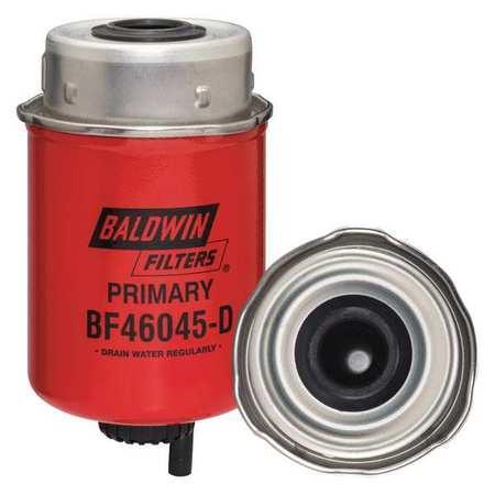 Baldwin Filters Fuel Filter, 3-1/2