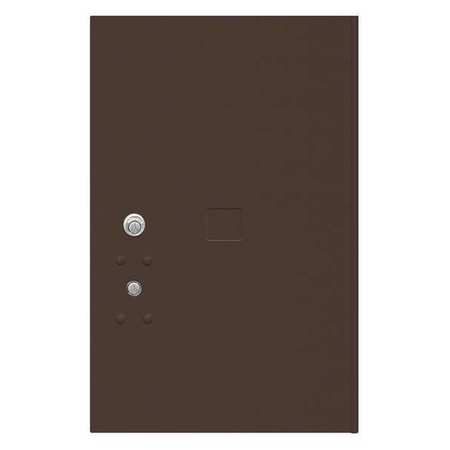 52TX17 Replacement Door and Lock, Bronze