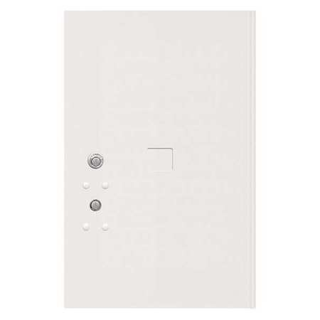 """52TX21 Replacement Door and Lock, 20-3/4""""H/White"""