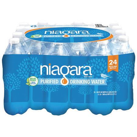 52WT31 Bottled Water, Pallet 84 Cases