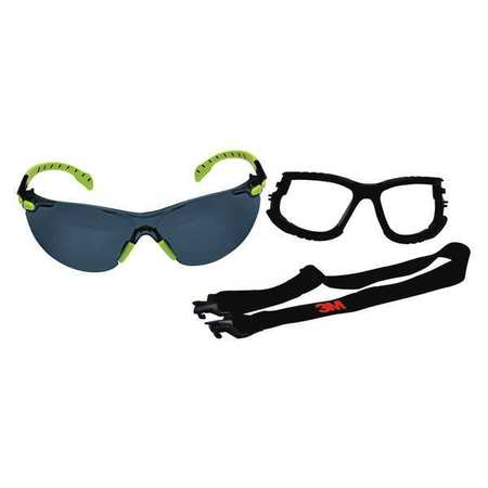 3m Safety Glasses, Anti-Fog, Frameless, Unisex S1202SGAF ...
