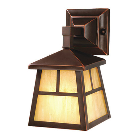 Mission 6in Outdoor Light Bronze