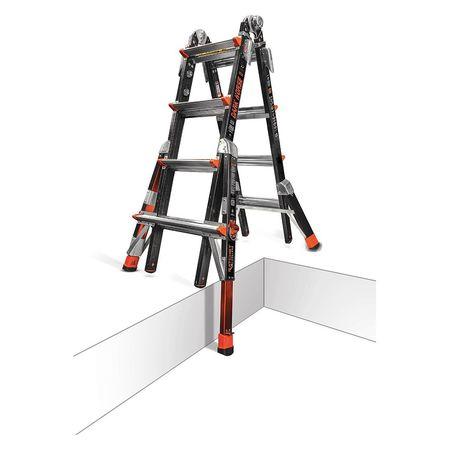 Little Giant Multipurpose Ladder Dark Horse 17 Ft 15147 801