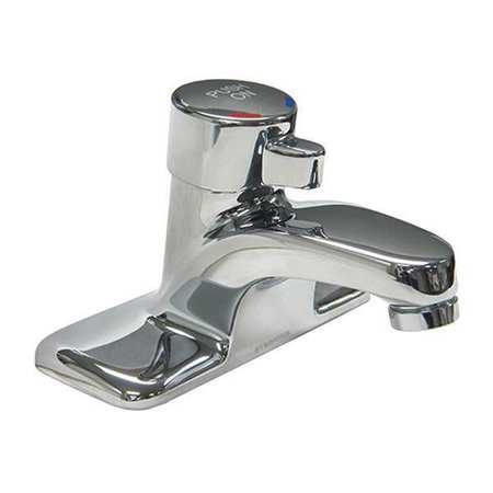 Symmons Bathroom Faucet, Chrome, 5-7/8\