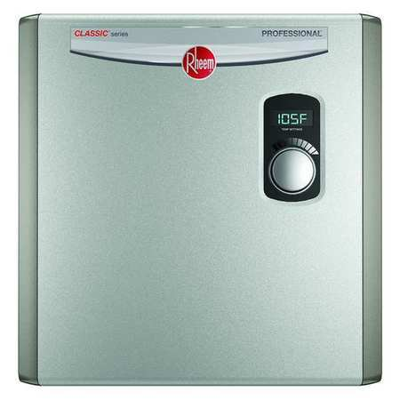 208240vac electric tankless water heater 24000w