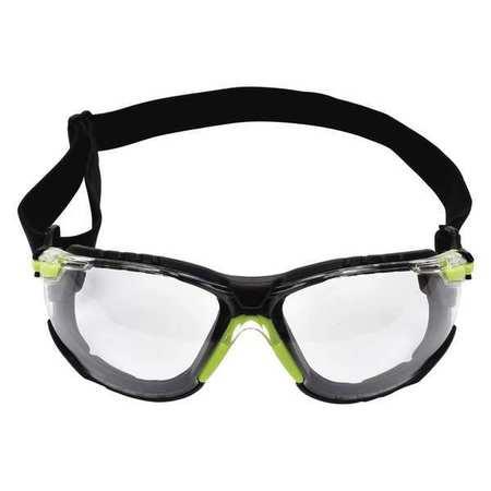 safety glasses antifog clear lens color