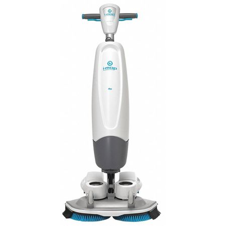 IMop Floor Scrubber Micro Cleaning Path Zorocom - Floor scrubers
